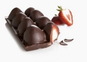Chocolate-covered Berries
